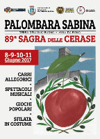 Sagra della Cerase di Palombara Sabina