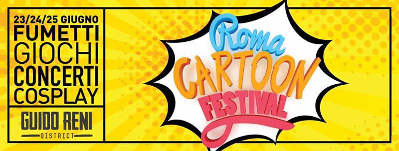 Roma Cartoon Festival
