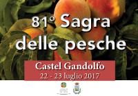 Sagra delle Pesche di Castel Gandolfo