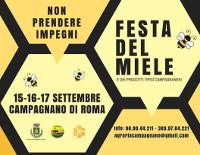 3° Festa del Miele e dei prodotti tipici campagnanesi
