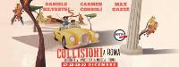 Daniele Silvestri, Carmen Consoli, Max Gazzè – Collisioni a Roma