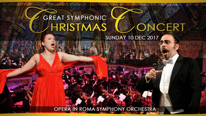 Great Symphonic Christmas Concert