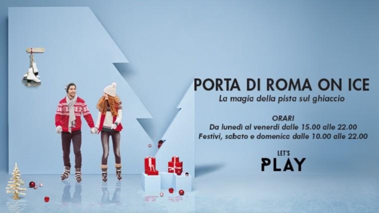 Porta di Roma on Ice