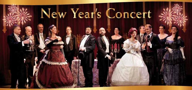 Virtuosi dell'Opera di Roma - Concerto per il nuovo anno