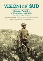 Visioni del Sud. Giuseppe Palumbo, il fotografo in bicicletta